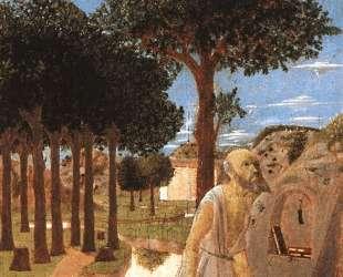 Покаяние Св. Иеронима — Пьеро делла Франческа