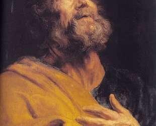 Кающийся Апостол Петр — Антонис ван Дейк