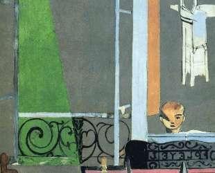 The Piano Lesson — Анри Матисс