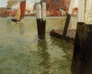 The Pier, Dordrecht — Фриц Таулов