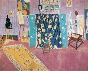 The Pink Studio — Анри Матисс