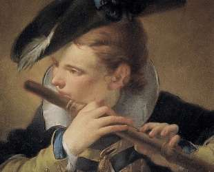 The Piper — Джованни Доменико Тьеполо