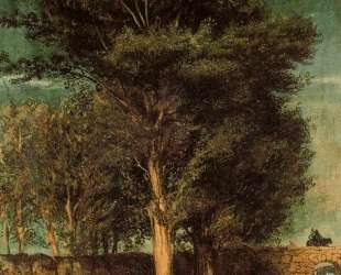Прощание поэта — Джорджо де Кирико