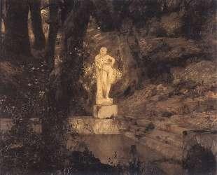 The Pond Fauna — Генрих Семирадский