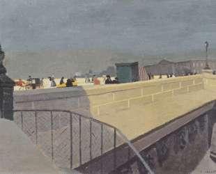 The Pont Neuf — Феликс Валлотон