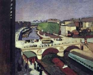 The Pont Saint-Michel — Анри Матисс