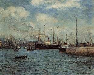 The Port of Havre — Максим Мофра