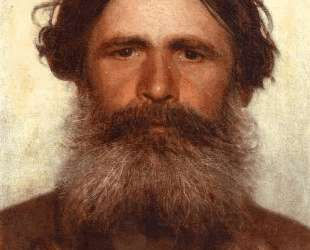 The Portrait of a Peasant — Иван Крамской