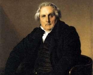 The portrait of the Chouan Rochejaquelin — Пьер-Нарцисс Герен