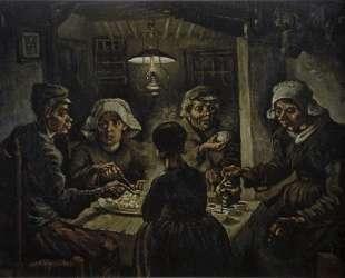 The Potato Eaters — Винсент Ван Гог