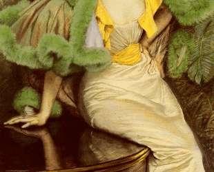 The Princesse De Broglie — Джеймс Тиссо