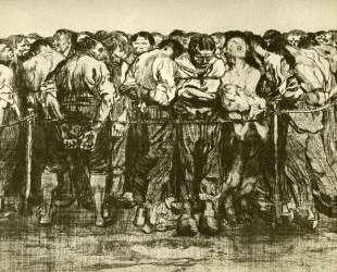 The Prisoners — Кэте Кольвиц