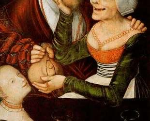 Сводня — Лукас Кранах Старший