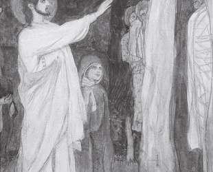 Воскрешение Лазаря — Михаил Нестеров