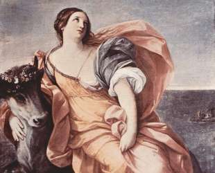 The Rape of Europa — Гвидо Рени