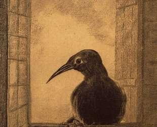The Raven — Одилон Редон