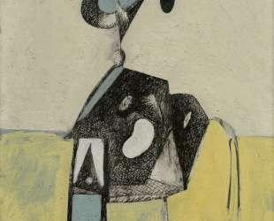 Ворон (Композиция №3) — Аршил Горки