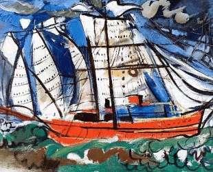 The red boat — Димитрис Митарас