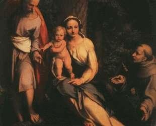 Отдых на пути в Египет со Святым Франциском — Корреджо