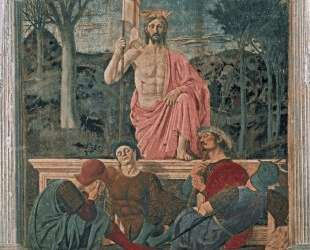 Воскресение — Пьеро делла Франческа