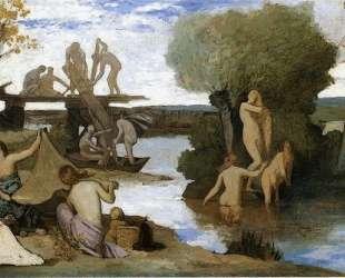 The River — Пьер Пюви де Шаванн
