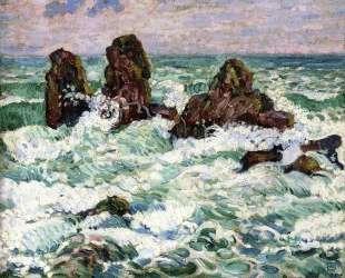 The Rocks — Тео ван Рейссельберге
