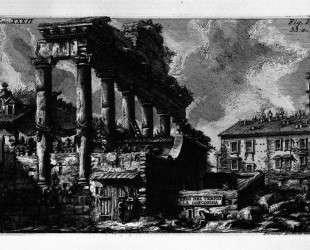 The Roman antiquities, t. 1, Plate XXXII — Джованни Баттиста Пиранези