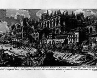 The Roman antiquities, t. 1, Plate XXXV — Джованни Баттиста Пиранези