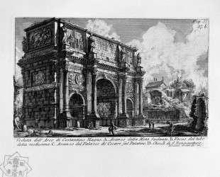 The Roman antiquities, t. 1, Plate XXXVI — Джованни Баттиста Пиранези