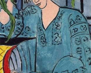 The Romanian Green Bluse — Анри Матисс