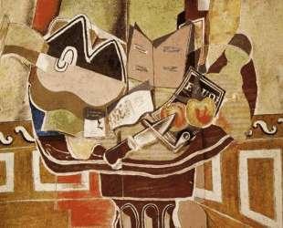 Круглый стол — Жорж Брак