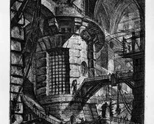 The Round Tower — Джованни Баттиста Пиранези