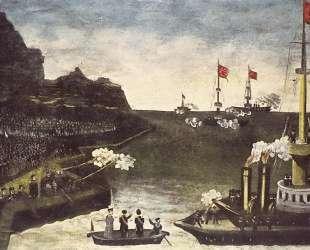Русско-японская война — Нико Пиросмани