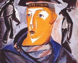 The Sailor (Self Portrait) — Владимир Татлин