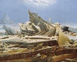 The Sea of Ice — Каспар Давид Фридрих