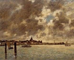 The Seashore — Эжен Буден