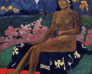 Семя Ареои — Поль Гоген