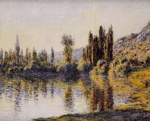 Сена в Ветёе — Клод Моне