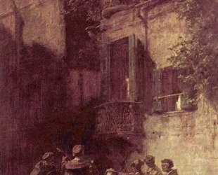 The serenade — Карл Шпицвег