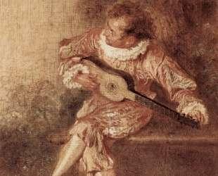 The Serenader — Антуан Ватто