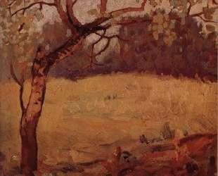 The shaking Poplar — Грант Вуд