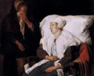 The Sick Girl — Габриель Метсю