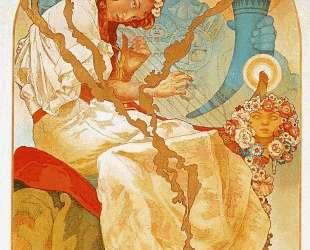 The Slav Epic — Альфонс Муха