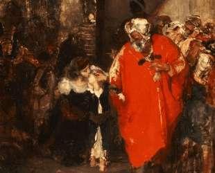 The slave market — Николаос Гизис