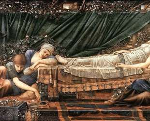 Спящая красавица — Эдвард Бёрн-Джонс
