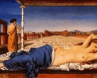 Спящая Венера — Поль Дельво