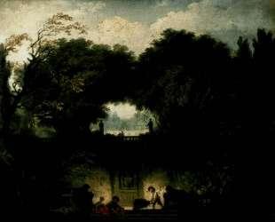 The Small Park — Жан-Оноре Фрагонар