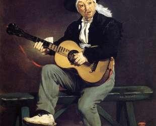 The Spanish Singer — Эдуард Мане