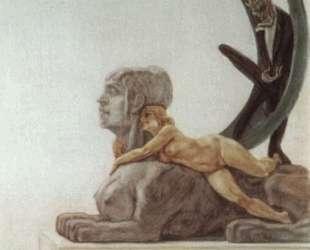 The Sphinx — Фелисьен Ропс