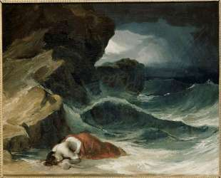 The Storm, or The Shipwreck — Теодор Жерико